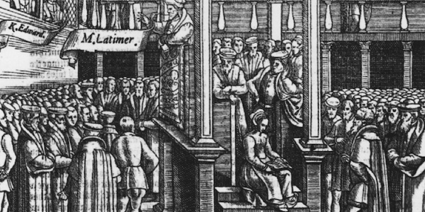 Passions and Preaching: The Early Modern English Sermon, 1603-1660