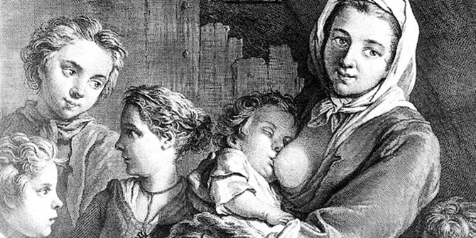 Mother's Milk: Breastfeeding, Infant Care and Domestic Medicine in Early Modern Ireland