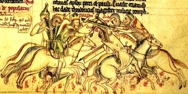 Atrocity, Emotion and the thirteenth-century Crusades