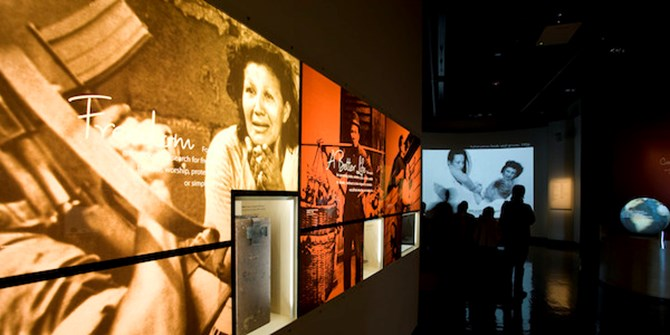 The Unending Absence: Threading Emotions through the Immigration Museum's Permanent Exhibitions
