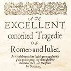Romeo and Juliet folio square